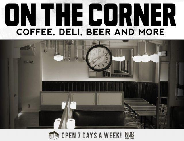 ON THE CORNER – NO.8 BEAR POND