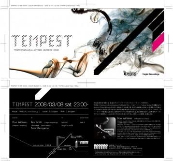 TEMPEST FLYER