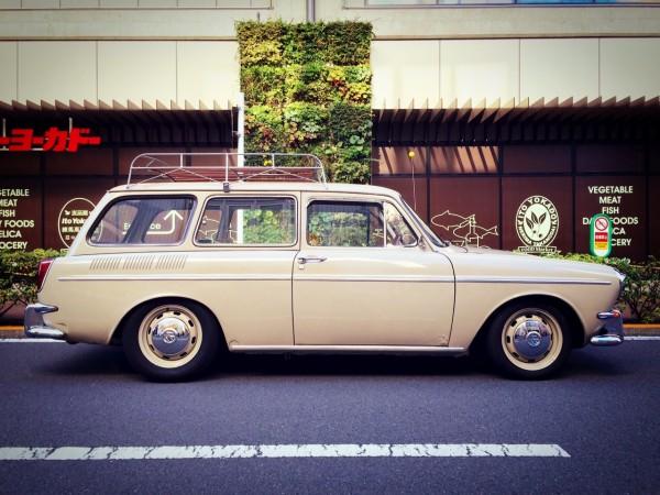 空冷VW タイプ3 バリアント/スクエアバック 1967