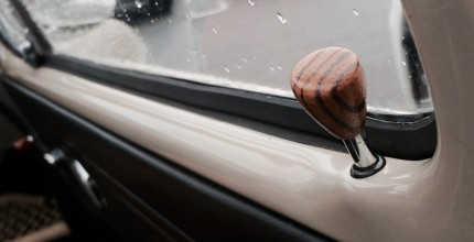 WOOD DOOR LOCK KNOB 2