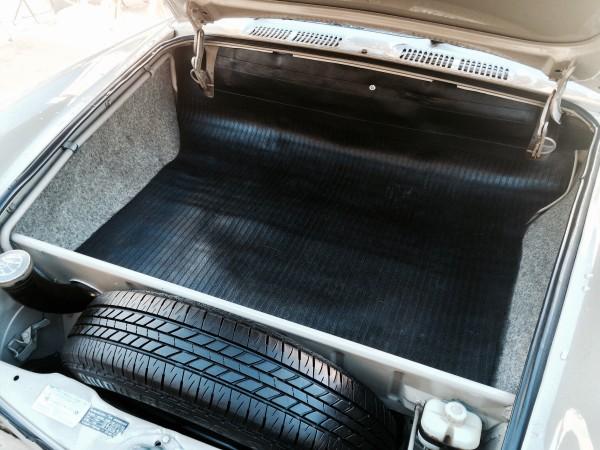 フロントトランク - 空冷VW タイプ3 バリアント/スクエアバック 1967