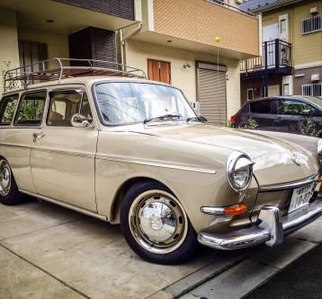 VW TYPE3 1967 VARIANT/SQUAREBACK