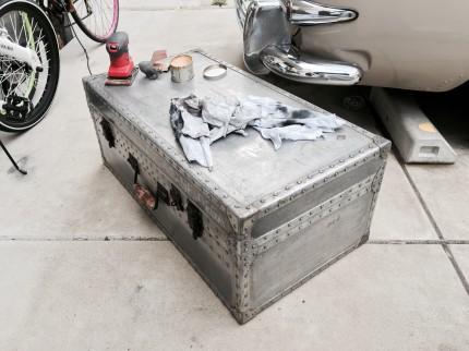Aluminum Trunk
