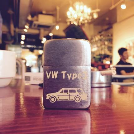 VW Type 3 Variant Zippo