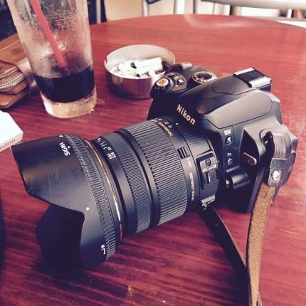 SIGMA 18-50mm F2.8 EX DC OS