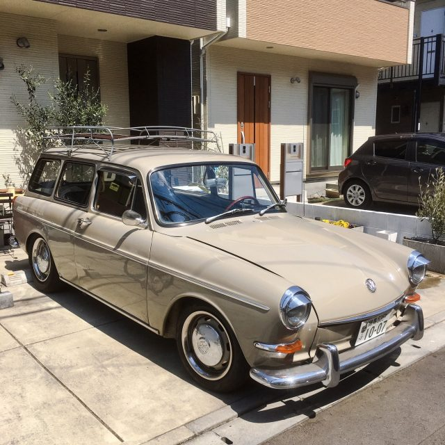 空冷VW タイプ3 1967 ワイパー